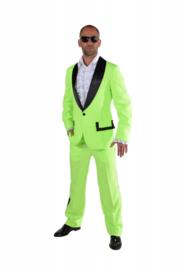 Smoking neon groen
