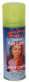 Haarspray neon geel