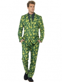 Suit design klaver vier