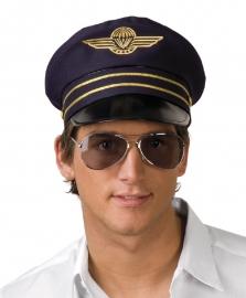 Deluxe Pilotenhoed