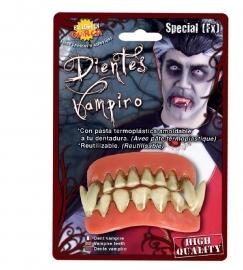 Vampier tanden deluxe