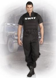 Officier SWAT kostuum