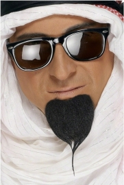 Arabische baardje