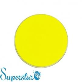 Superstar waterschmink fluor geel