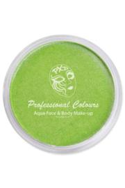 Pro schmink aqua PXP metallic lime groen 10gr