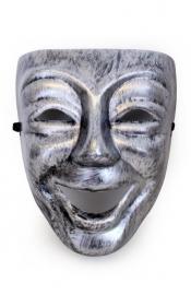 Narren masker foam