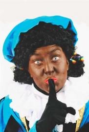 Zwarte pieten damespruik