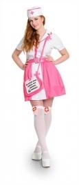 Verpleegster pink