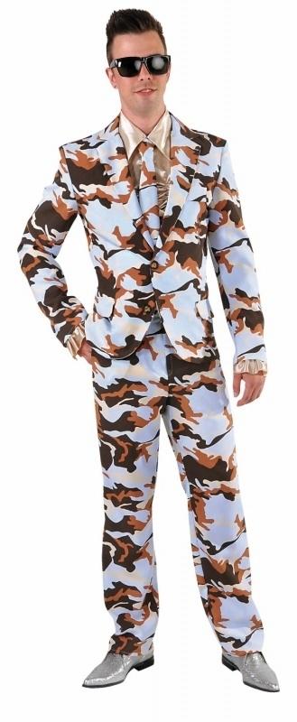 Pak camouflage print