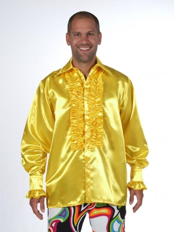 Roesel blouse geel