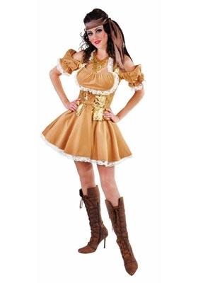 Pirate sexy Gold