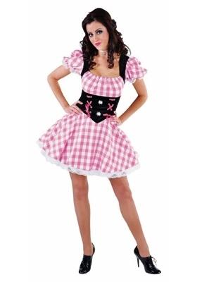 Tiroolse jurk sexy Delux