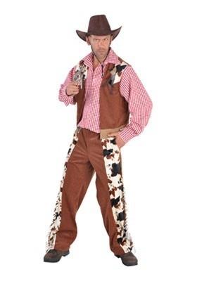 Cowboy vest en broek