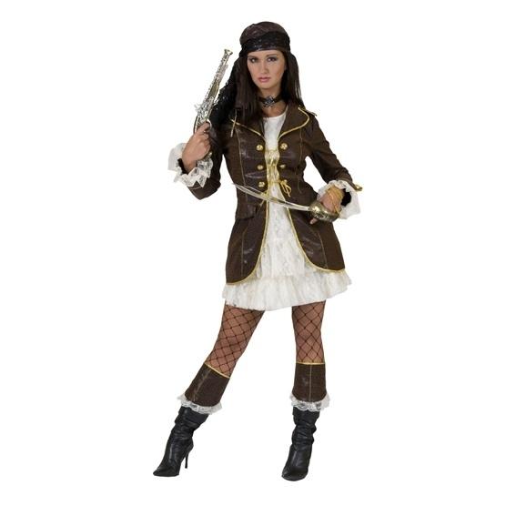 Pirate kostuum Jane