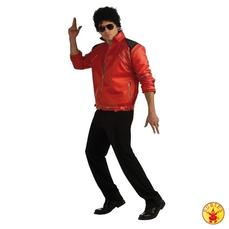 Michael Jackson jasje rood