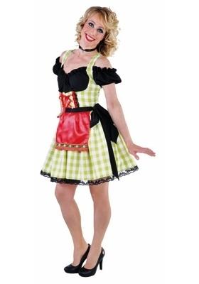 Tiroolse jurk Deluxe