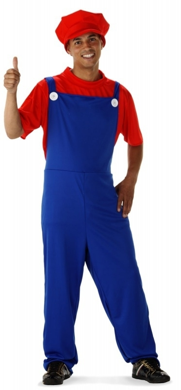 Super Mario korte mouw