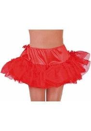 Petticoat heupmodel rood
