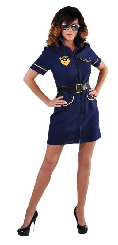 Police girl sexy