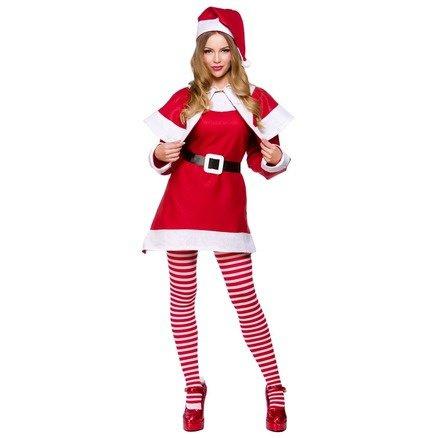Kerstjurkje Santa easy