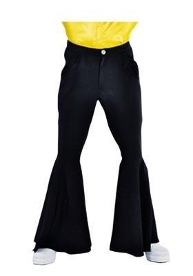 Zwarte Hippie broek
