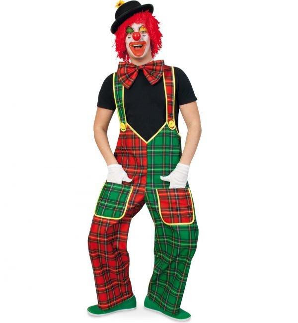 Clowns broek MC Check