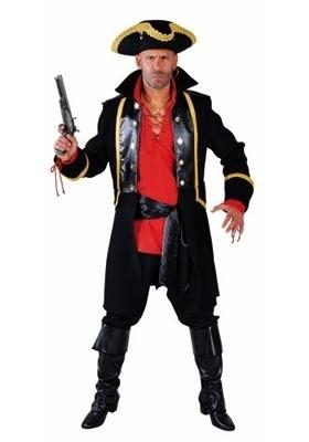 Piratenjas zwart