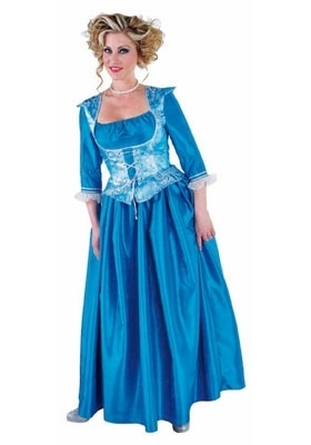 Luxe Markiezin jurk