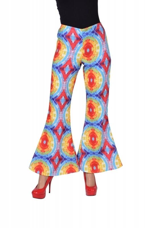 Batik disco broek