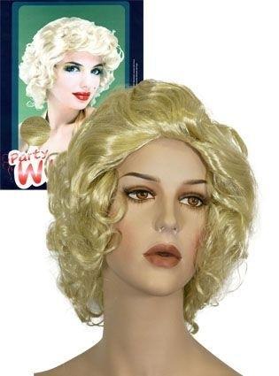 Marilyn Monroe pruik