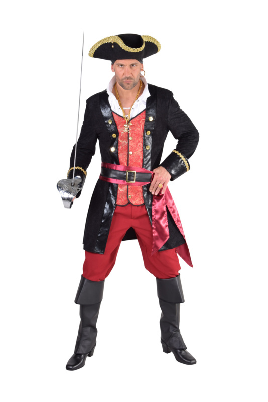 Piratenmantel James