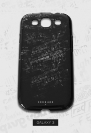 Code Black - Samsung Galaxy Case