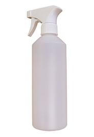 Sprayfles met sproeikop