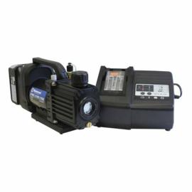 Mastercool vacuumpomp 2-traps 18V Complete set 90058-E draadloos