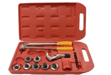 Tube expander kit CT100A in kunststof koffer
