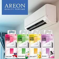 Areon luchtverfrisser voor de airconditioning