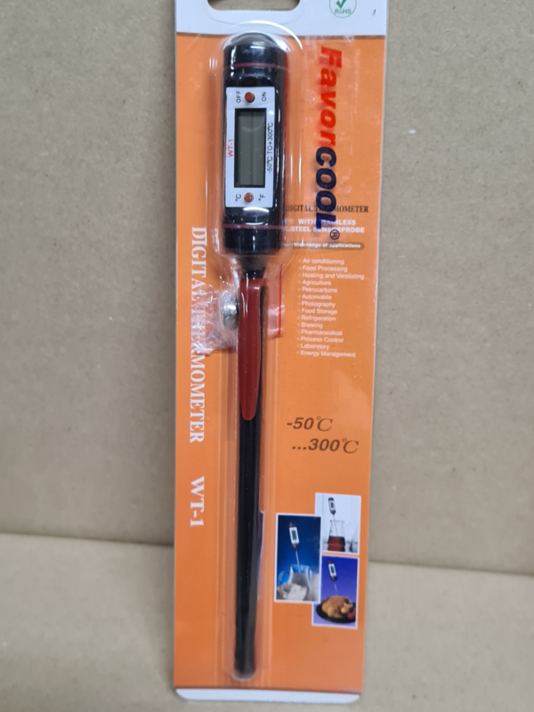 Digitale thermometer WT-1