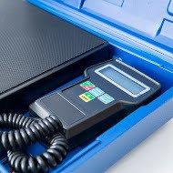 Digitale koudemiddel weegschaal DSHZ RCS 7040