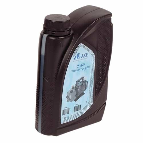ITE mineraal koelolie 205-P1 (speciaal) 1 liter voor vacuümpompen