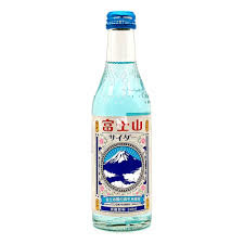 Kimura Drink Mt Fuji Original Soda Pop 240ml