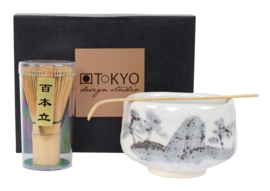 Special Edition Matcha giftset 11X8CM