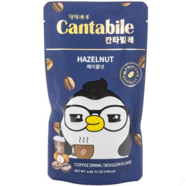 Cantabile Hazelnut Coffee 190ml
