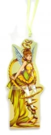 Steam Angel bookmark