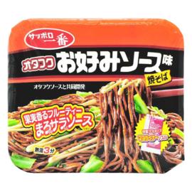 Okonomi Sauce Yakisoba Cup Noodles