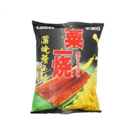 Eel Kabayaki Flavour Grilled Corn Snack