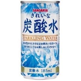 Sangaria Kirei Na Sparkling Water 185ml