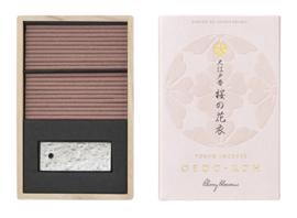 Oedo-Koh Incense Cherry Blossom (60 sticks)