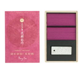 Oedo-Koh Incense Peony (60 stokjes)