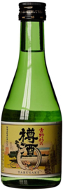 Choryo Yoshinosugi Taru Sake 300ml 15.5%