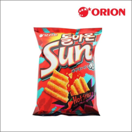 Orion Sun Chips Hot Spicy Flavor 135g